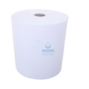 2 Ply - White - Roller Towels