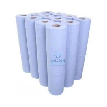 3 Ply Luxury Blue Couch Rolls
