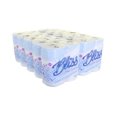 Toilet Rolls - 2 Ply - Quilted