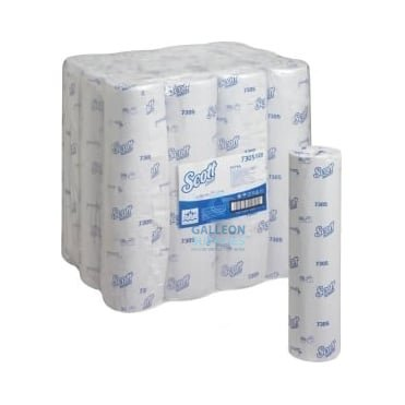 Extra - Airflex 2 Ply Blue Couch Rolls