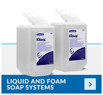 Liquid and Foam Soap Systems