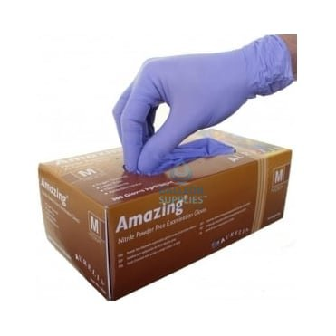 Amazing - Nitrile Gloves - Powder Free