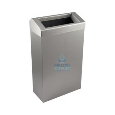 Stainless Steel 30 Litre Wastebin