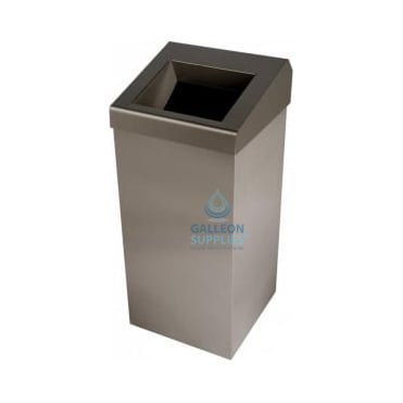 Stainless Steel 50 Litre Wastebin