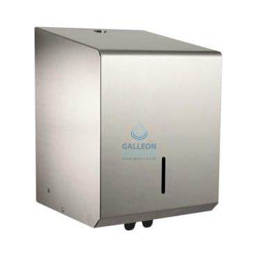 Stainless Steel Centre Feed Towel Dispenser
