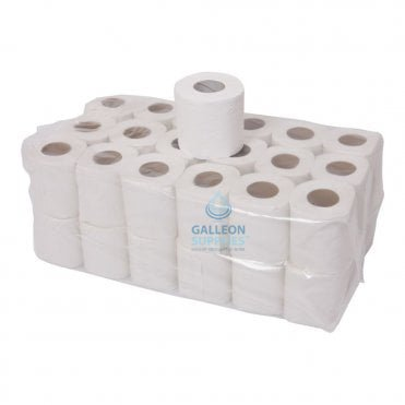 320 Sheet Toilet Rolls - 2 Ply - Embossed