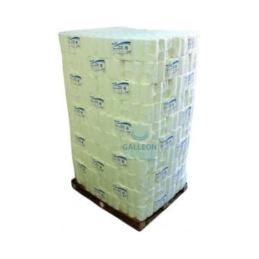 320 Sheet Toilet Rolls - 2 Ply - Embossed - Pallet