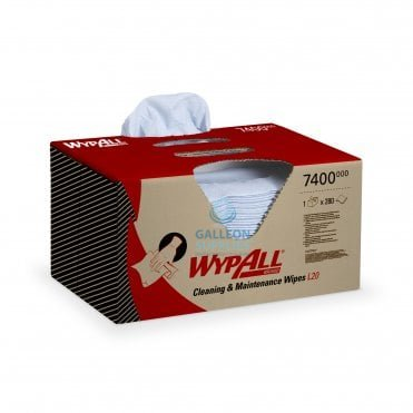 Workshop Wipes Wypall Kimwipe L20 Brag Box